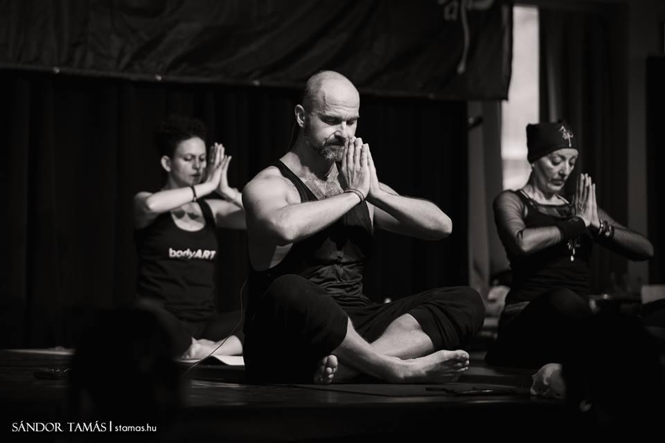 Bodyart Stretching By Robert Steinbacher Szkolenia Dla Instruktorow Bodyart